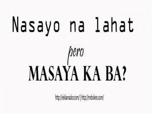 bitter Tagalog Life Quotes Mr.Reklamador Facts
