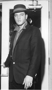 there s a new multimedia elvis show opening for elvis week you can ...