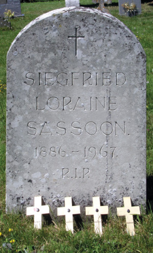 siegfried_sassoon_headstone