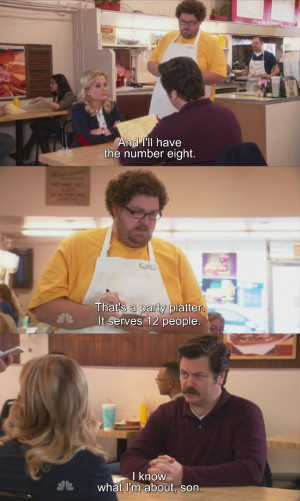 parks and rec ron swanson quotes