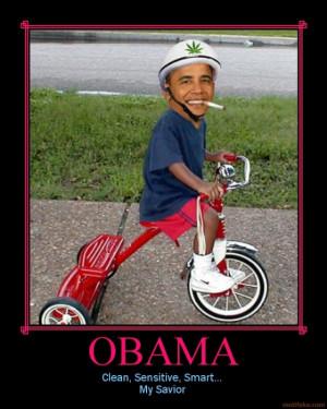 Barack Obama Demotivational...