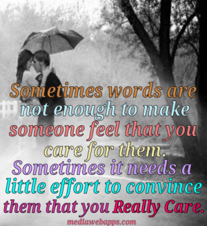 quotes about him not caring anymore in a relationship