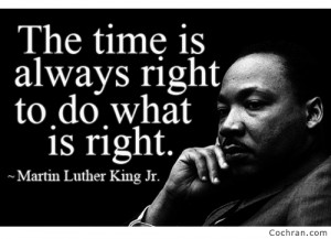 Happy Martin Luther King Day