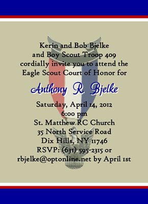 Eagle Scout Invitations http://www.itsallaboutthecards.com/item.php ...