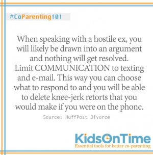 Co-Parenting Quotes