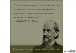 Andrew Murray Quote