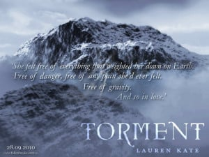Fallen by Lauren Kate Torment