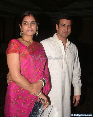Ronit Roy Ex Wife