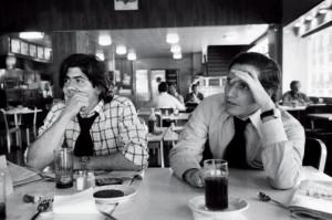 Carl Bernstein & Bob Woodward, 1974