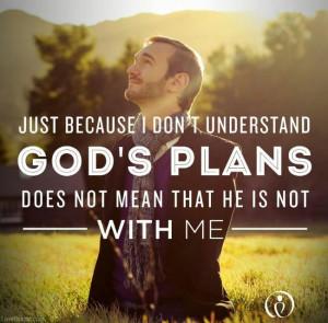 God's plans quotes god life faith plan