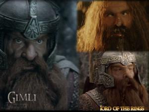 Lord of the Rings Gimli