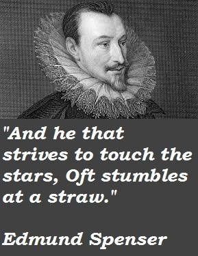 life of edmund spenser Examine the life, times, and work of edmund spenser through detailed author  biographies on enotes.