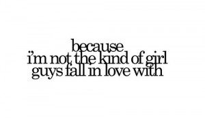 girl, life, not love, quote, separate with comma, text