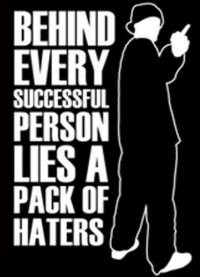 Don't Let Negativity, Criticism or Defeat Bring You Down