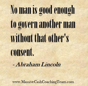 Inspirational Quotes Abraham Lincoln