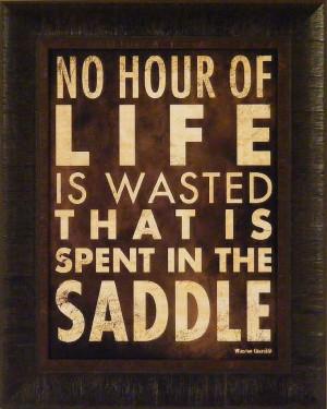 Winston Churchill horse quote