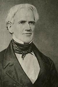 Horace Mann, 1796 - 1859