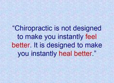 Chiropractic Quotes Inspirational http://www.pinterest.com/n8doc ...