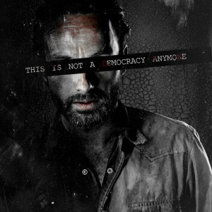 Rick - The Walking Dead - #TWD #Quotes