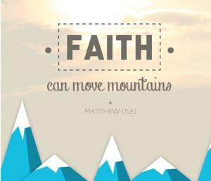 Bible Faith Quotes Tumblr