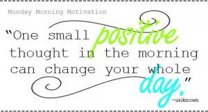 10-15 Monday Morning Motivation