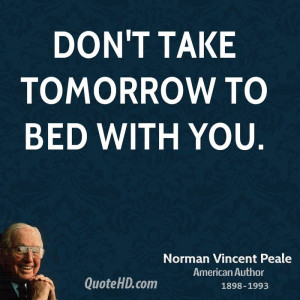 Quotes by Norman Vincent Peale