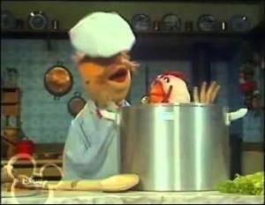 Swedish-Chef Spring-Chickens