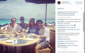 Robert Herjavec And Kym Johnson Enjoy Bermuda Vacation Video And