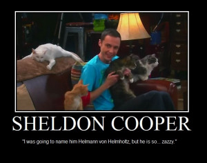 Big Bang Theory Sheldon Quotes Big Bang Theory