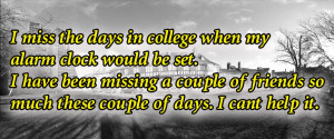 College Friends Quotes