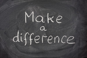 What You Can Do To make A Difference Right Now