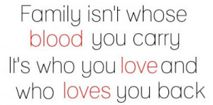 Family quotes, family love quotes