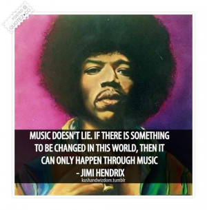 ... popular tags for this image include: Jimi Hendrix, music and quotes