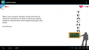 Best Teacher Quotes And Sayings The teacher quotes app is