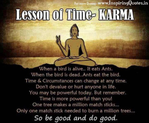 Quotes on Karma, Quotations about Karma Images Wallpapers Pictures ...