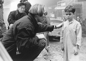 Hiro Narita, Henry Selick and Paul Terry in James and the Giant Peach ...