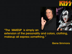 Gene Simmons Life Quotes