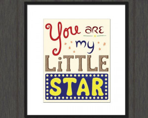 You Are My Little Star ️