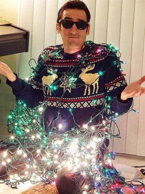 Funny Sayings On Christmas Sweaters Funny christmas sweaters!