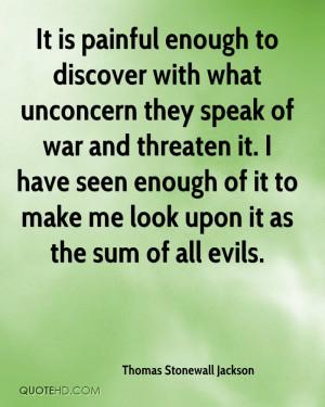 Thomas Stonewall Jackson Quotes