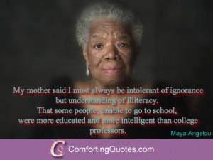 Image Saying on Education