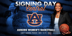 Women's Basketball Signing Day Central