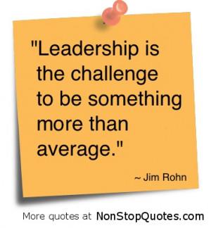 leadership quote leadership quote leadership quote leadership quotes ...