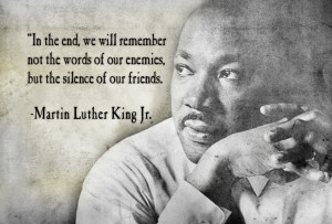 MARTIN LUTHER KING DAY 2012!