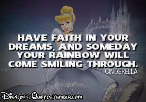 notes 601 notes tagged as cinderella quote disney disney movie posted ...