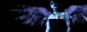 Gothic Angel timeline cover, Dark angel timeline cover banner