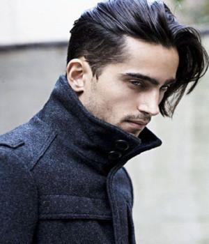 Men's Long Haircuts 2015