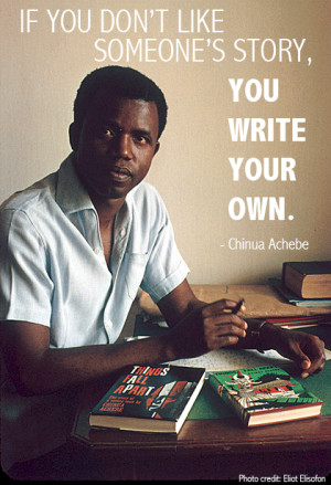 Chinua Achebe best quotes