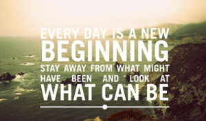 new beginning april 11 2012 no comments hey world today marks a new ...