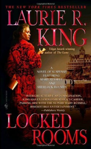 Locked Rooms - Laurie R. King (Book 8)
